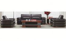 OEM/ODM Latest Fashion Design Luxury plastic chesterfield sofa