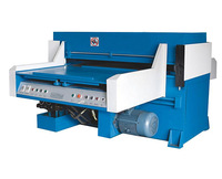 CE factory auto-feeding leather and roll fabric cutting machine