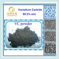 Carburo de vanadio 99.5% min vc mejorar de carburo de tungsteno propiedades