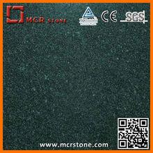 sanxia dark green granite , 100% natural with cheap price