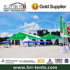 Clear span big tent material for sale with high quality