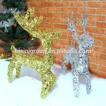 christmas iron deer for decorative (BF10-11)