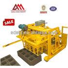best selling product QTJ40-3A block making machines dubai,hollow bricks machine indian price