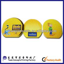 China billig benutzerdefinierte druck karton cd dvd-hülle