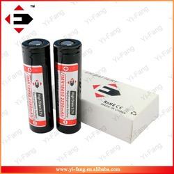 High Drain EFAN 18650 2250mah 3.7V battery flat top(1pc) for e-cigs