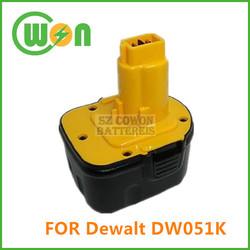 Replacement Battery for Dewalt DC9071 DE9071 DW9071 DE9037 DE9074 DE9075 DE9501 DW9072 Power Tool Battery