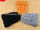 Fashion Latest Design Jacquard Pattern Soft Warm Acrylic Knit Beanie Hat