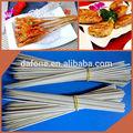 Fob fuzhou guten preis bambusstock für Grill bbq-werkzeug ab werk