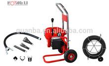 sewer tool /best toilet cleaner /drain cleaner pump