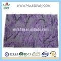 Têxteiseprodutosdecouro, anti- escorregamento, lavável de algodão felpudo tapete