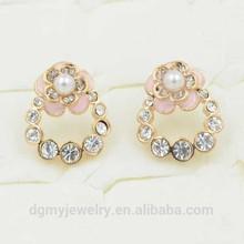 simple pearl earring designs gold cuff anime earrings