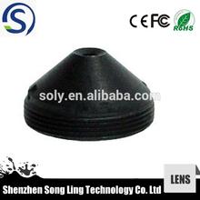 factory direct 2.8mm pinhole lens contact lens glass lens M12
