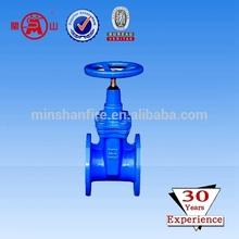 underground 6 inch water gate valve
