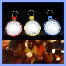 0.3W Waterproof Solar Lamp 7 LED Ring Light