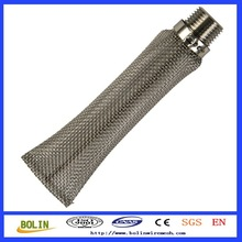 "Hot Sale!!!!!!7"" Torpedo Screen/Stainless Steel 1/2"" MPT Fitting Perfect for Lautering Wort Filtering(professional factory)"