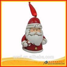 fashion Xmas ornament, cheap mini resin Xmas