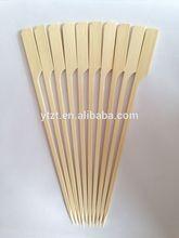 High Quality Bamboo BBQ Gun Shape Stick