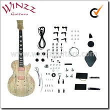 [WINZZ] LP Style DIY Electric Guitar Kits (EGR200A-W2)