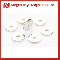 N35H high temperature resistant 120 degree permanent ring audio speaker magnet
