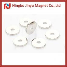 N35H high temperature resistant 120 degree permanent ring audio speaker magnet