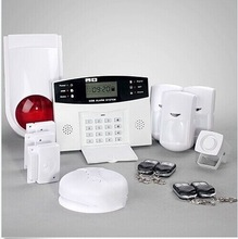Competitive price wireless GSM home alarm system kit ! home burglar alarm system with Spanish,France,Russian versions