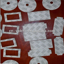 adhesive patch/colored adhesive velcro coin/ velcro dots