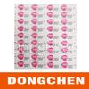 free design full color round shape epoxy decorative sticker made in China