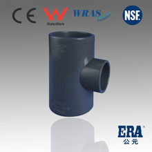 fitting PN16 Pipe Plastic Reducing Tee PVC fitting pvc pipe fitting