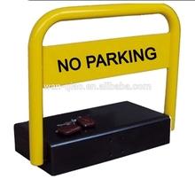 High quality parking lot lock remote control car parking lock