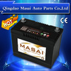 Cheap price with top quality N40LMF 12V40AH super POWER maintenance free car battery