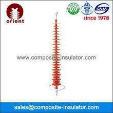 110KV advantage silicone rubber insulators polymer suspension insulator