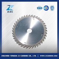 blank and ground cutting saw blade for granite with 100% raw material