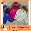 Top Wholesale!!Latest Design Fashion Black Korea Style Long Coat kids long sleeve fashion Coat