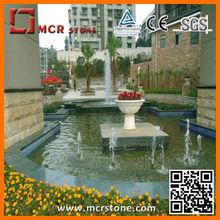 cheap sanxia dark green granite using for pool tile