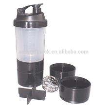 2014 newest protein shake bottles/ blender bottles/ mix bottles bpa free