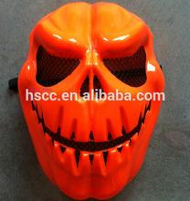 Halloween festival mask children dance performances props Halloween party Mardi Gras halloween pumpkin mask
