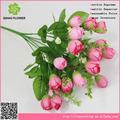 flor artificial decorativa artificial fazendo mini flor bouquet