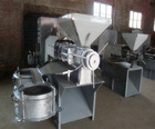 2014 Hot sale cold and hot automatic soybean oil press machine