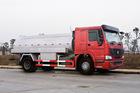 SINO TRUCK Howo 10000 liter 12000 liter 20000 liter truck mounted water tank