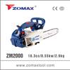 ZM2000 ZOMAX 18.3cc 0.55kw chainsaw echo