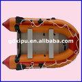 Starren aufblasbaren boot pvc-pontons aufblasbaren katamaran zum verkauf
