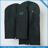custom logo printed brand mens non woven suit garment bag