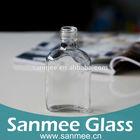 200ml Clear Glass Spirit Bottle Food Grade