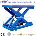 1000kg-3000kg eléctrico estacionario hidráulico elevador de tijera
