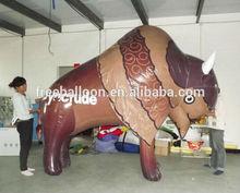 Custom made Inflatable bull, advertising balloon