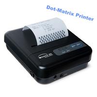 PORTI-SD40 WOOSIM mobile wireless cheap portable dot matrix printer