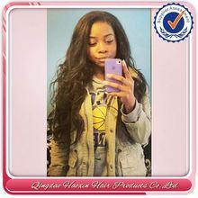 2014 New Hair Style Brazilian Virgin Hair Quality Virgin Human Hair Wig Silk Top Full Lace Wig With Baby Hair