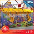 centro commerciale bambini giochi musicali e mini cartone animato Miami giro per la vendita
