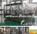 Automatique série rcgf jus de remplissage machine/pomme orange jus de fruits des plantes bouteille