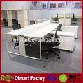 2014 venda quente e bom design de mesa de escritório modular mesas de conferência